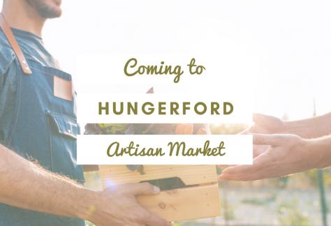 Hungerford Artisan market