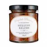 hellish relish chutney