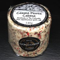 Cerney Pepper goats cheese